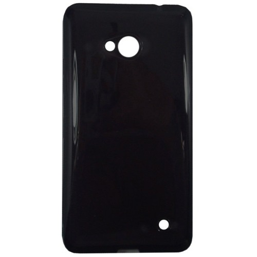 Capa TPU Grafite Microsoft Lumia 640