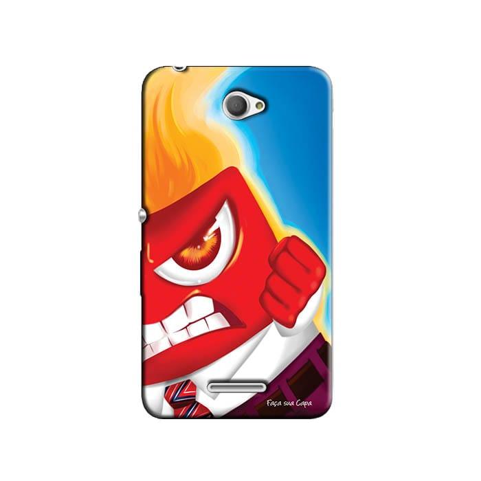 Capa Personalizada para Sony Xperia E4 E2104 E2105 - DE10