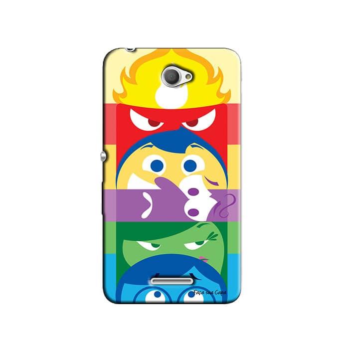 Capa Personalizada para Sony Xperia E4 E2104 E2105 - DE11