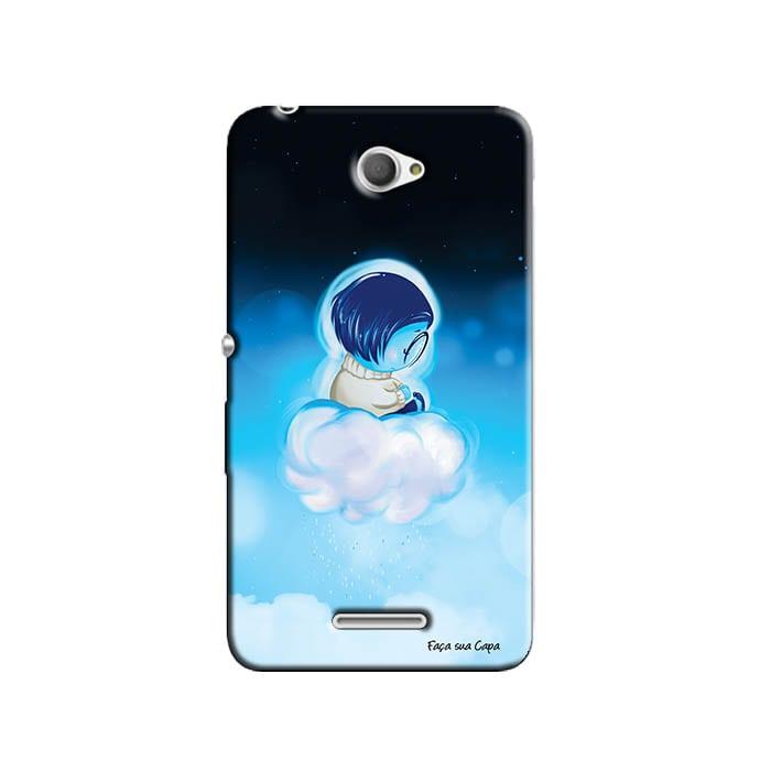 Capa Personalizada para Sony Xperia E4 E2104 E2105 - DE12