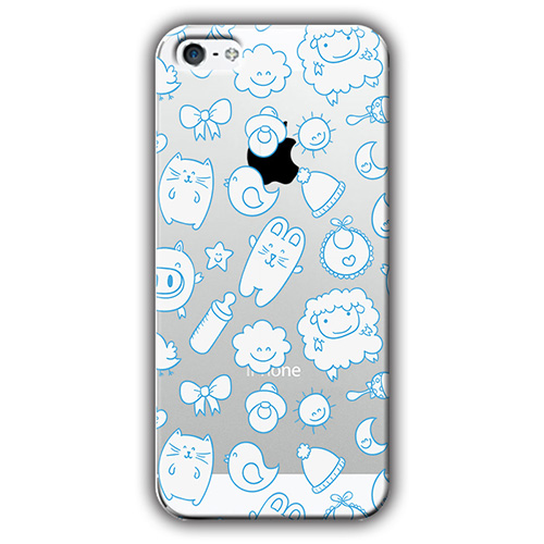 Capa Personalizada para Apple iPhone 5 5S SE - TP12