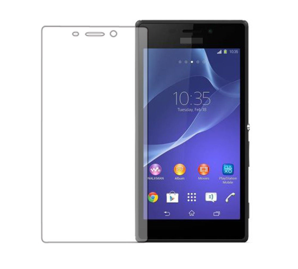 Película Protetora para Sony Xperia M2 - Fosca