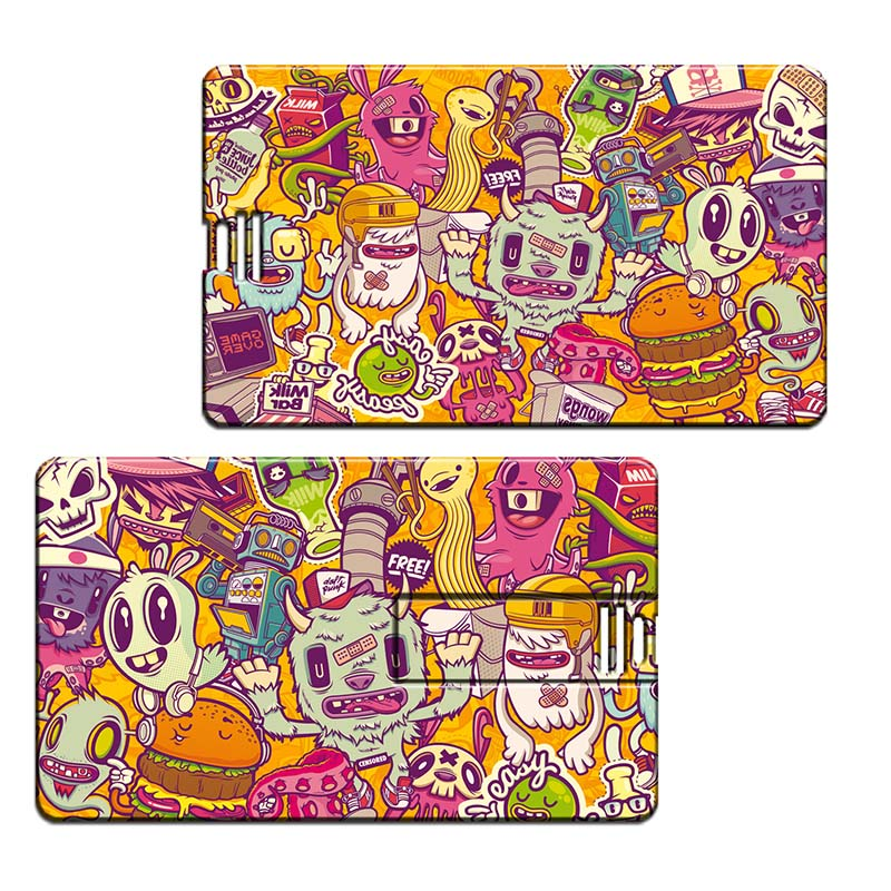 Pen Card Personalizado Exclusivo 8GB - PC08