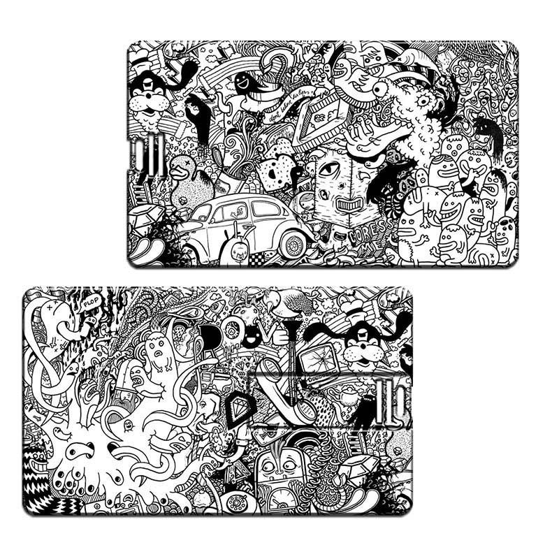 Pen Card Personalizado Exclusivo 32GB - PC09