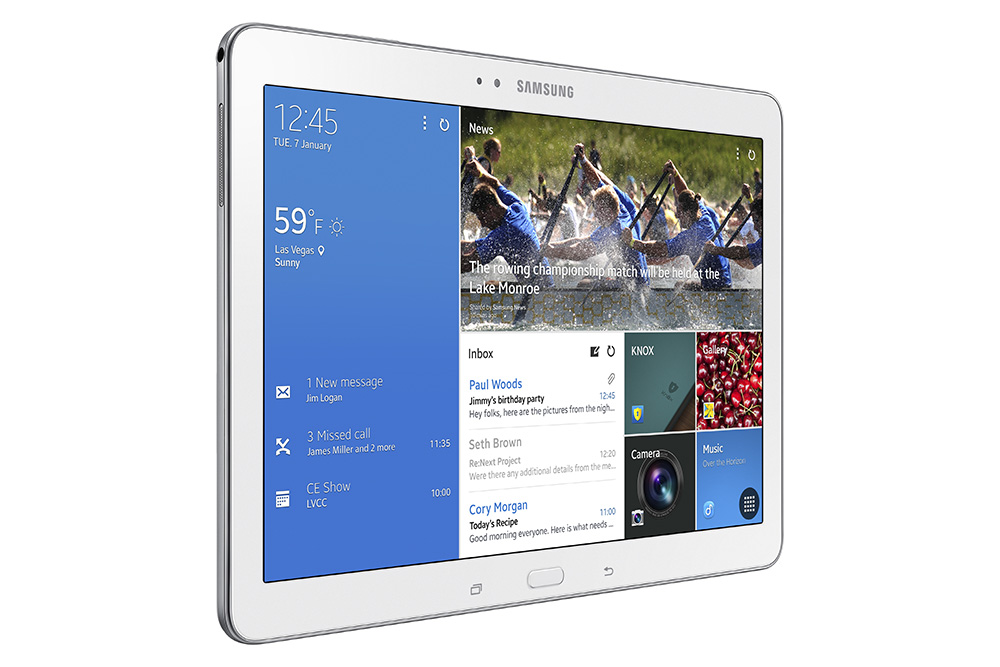 Pelicula Protetora para Samsung Galaxy Tab 4 Pro 10.1 SM-T520 T530N Fosca