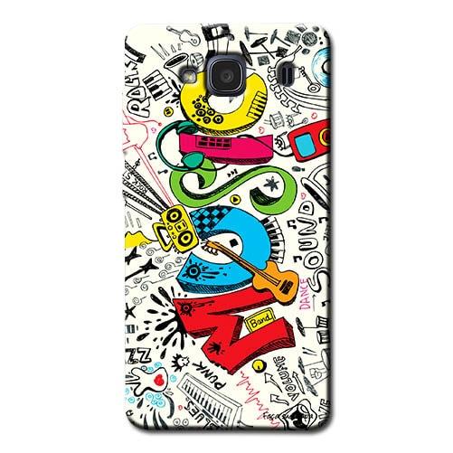 Capa Personalizada para Xiaomi Redmi 2 - MU15