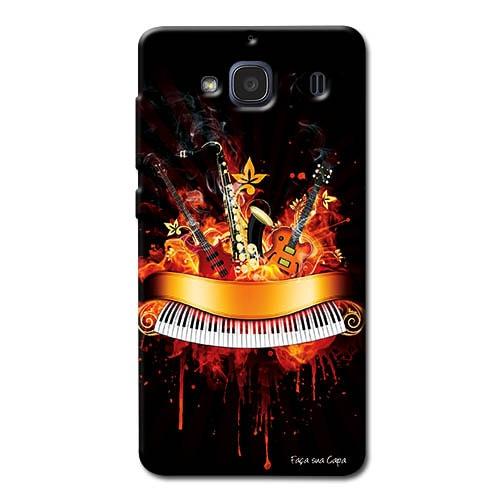 Capa Personalizada para Xiaomi Redmi 2 - MU24