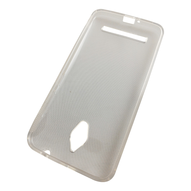 Capa TPU Transparente Asus Zenfone GO 5.0 ZC500TG