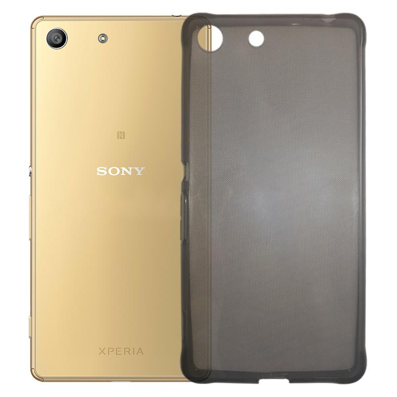 Capa TPU Grafite Sony Xperia M5 E5603