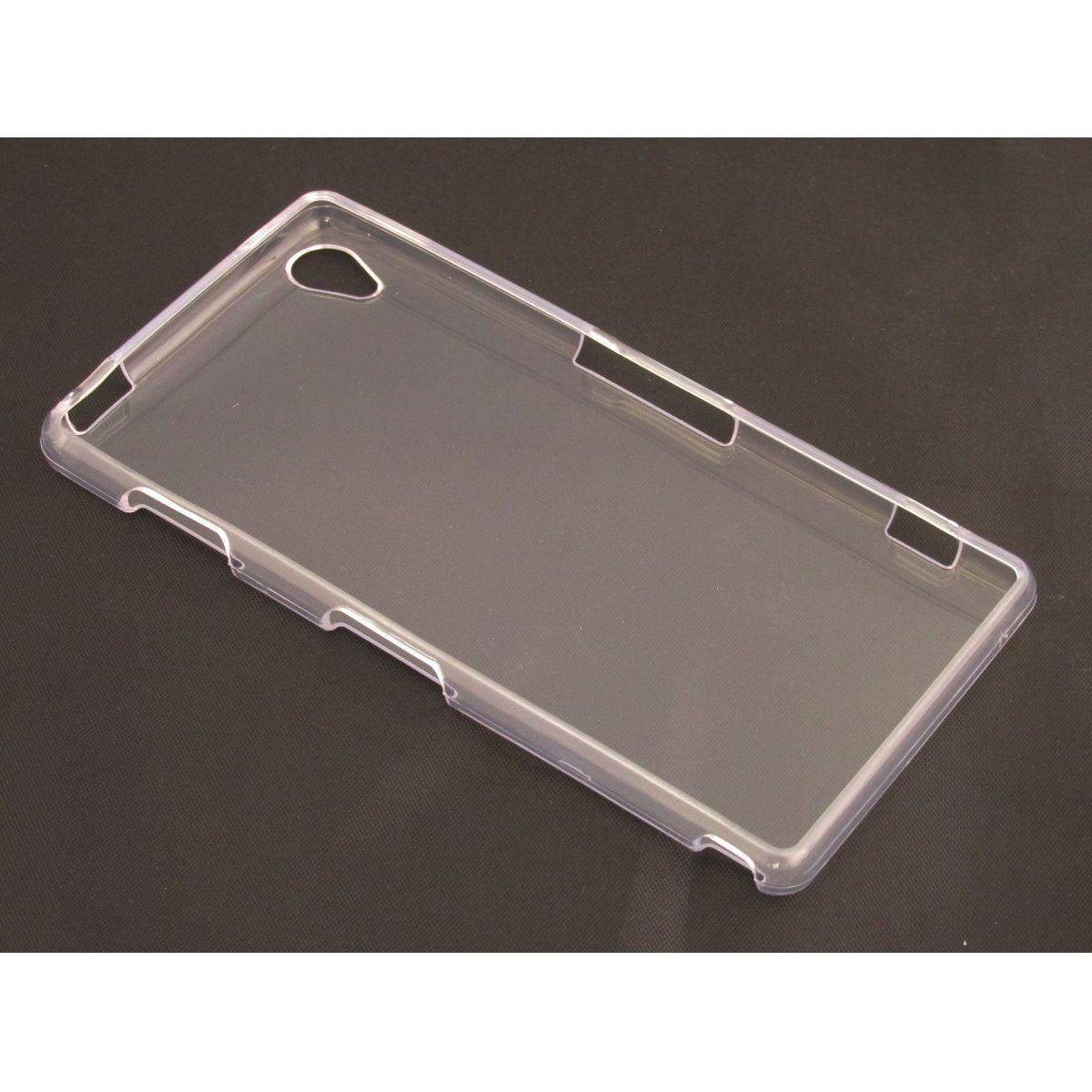 Capa de Tpu para Xperia Z3 D6603 D6643 D6653 D6616 Transparente