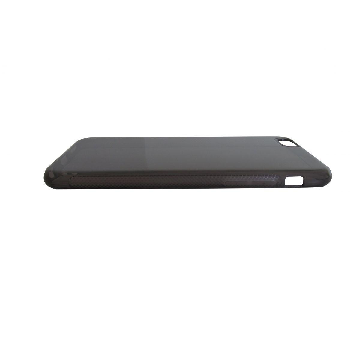 Capa TPU Grafite Apple iPhone 6 6S + Película Flexível