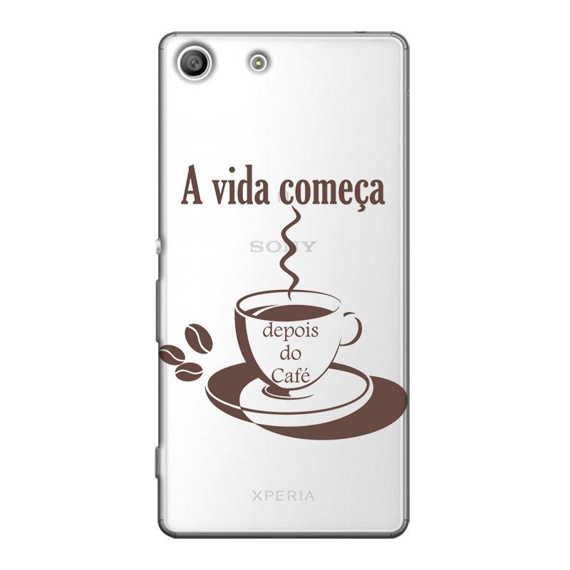 Capa Personalizada para Sony Xperia M5 E5603 E5606 E5633 E5643 - TP01