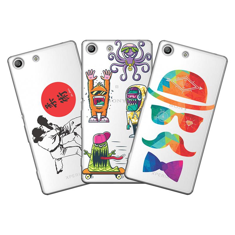 Capa Personalizada para Sony Xperia M5 E5603 E5606 E5633 E5643