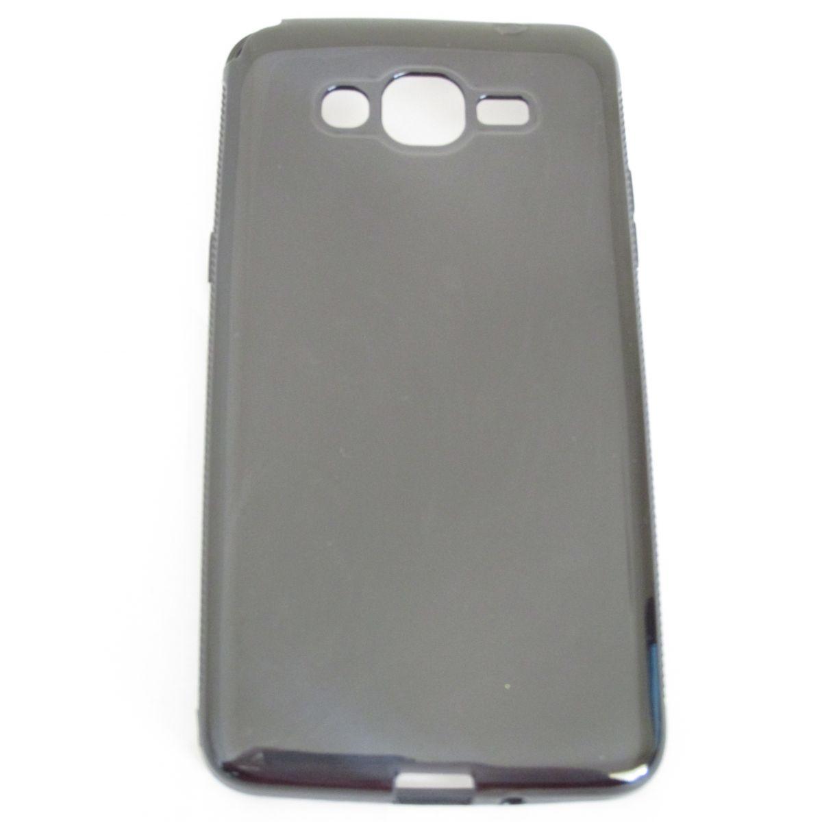 Capa TPU Grafite Samsung Galaxy Grand Duos Prime G530