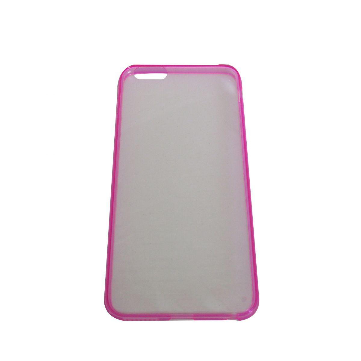 Capa Bumper Exclusiva Iphone 6 Plus Roxa