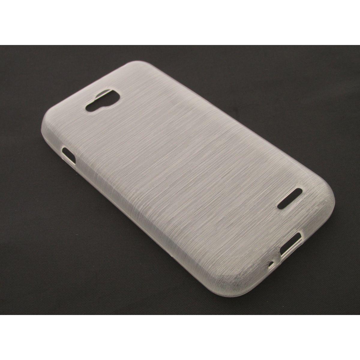 Capa TPU Transparente LG L90 D410 + Película Flexível