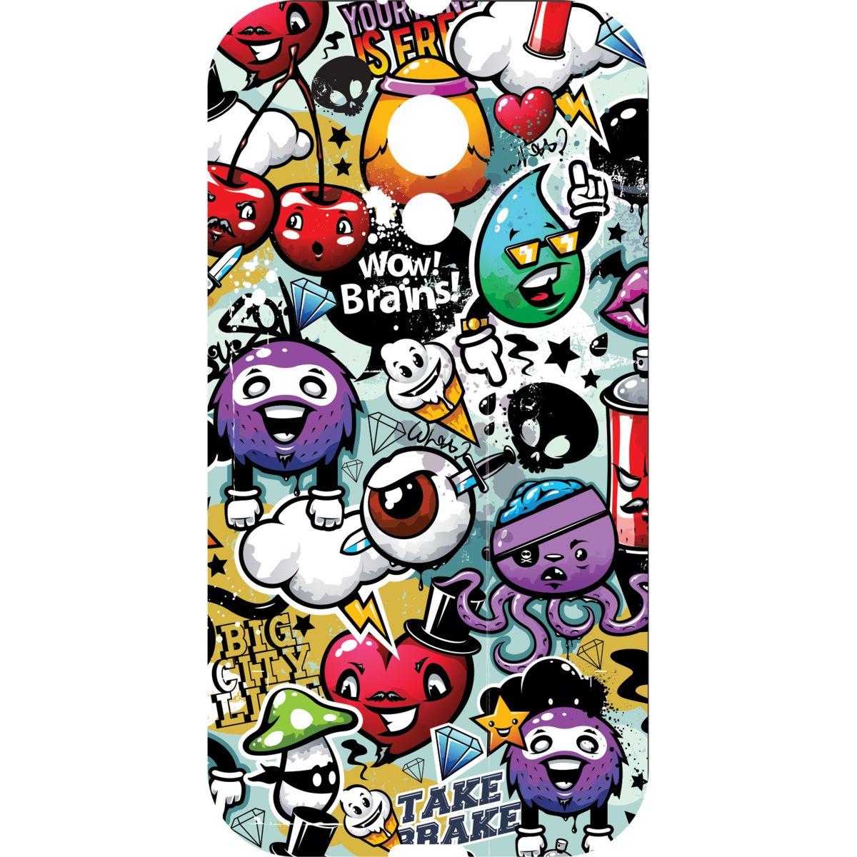 Capa Personalizada para Motorola Moto G2 Xt1069 Xt1068 - AR45