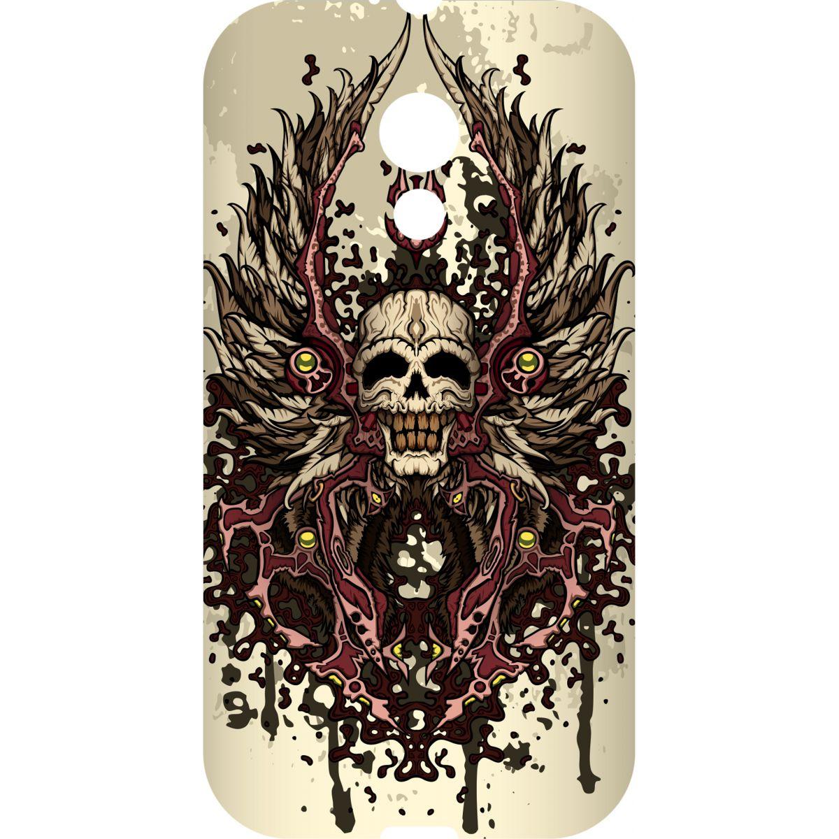 Capa Personalizada para Motorola Moto G2 Xt1069 Xt1068 - MS43