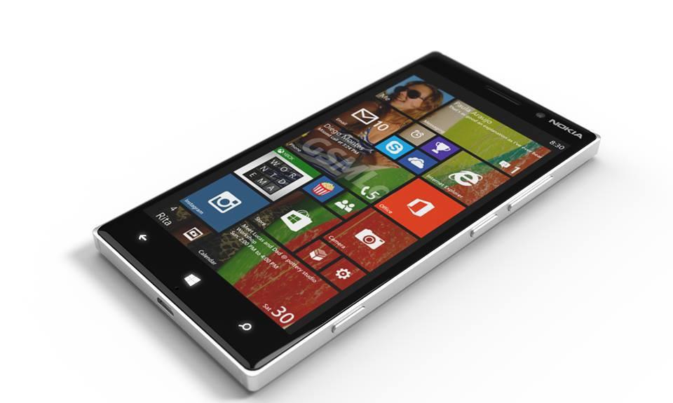 Película de Vidro para Nokia Lumia 830