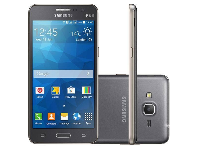 Película Protetora para Samsung Galaxy Grand Duos Prime G5308 - Fosca