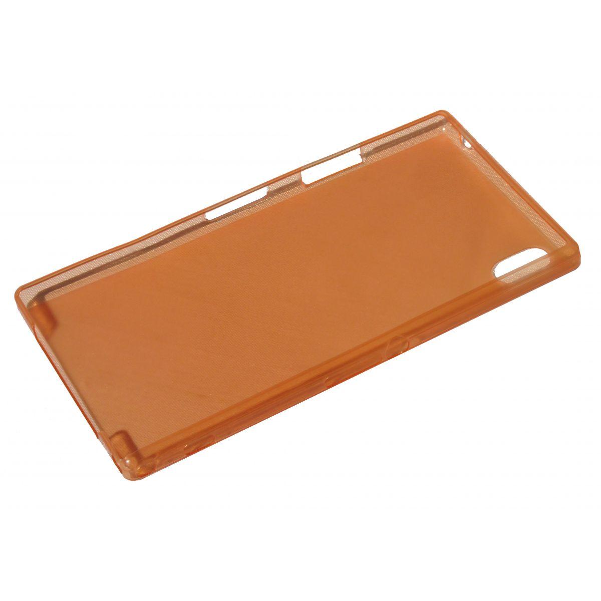 Capa Ultra Slim Sony Xperia Z1 C6903 - Laranja
