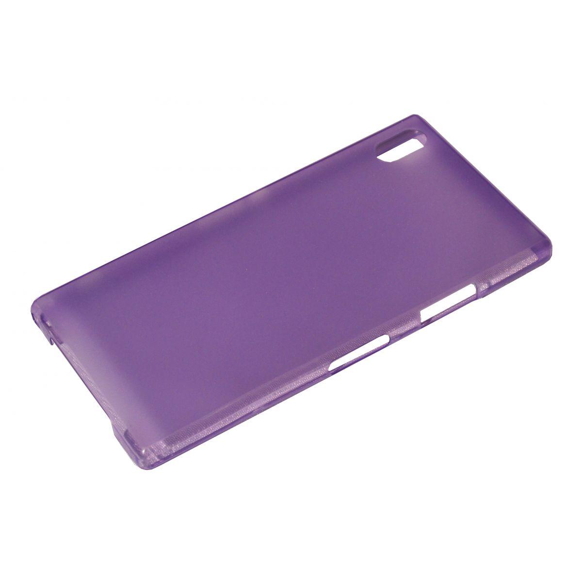 Capa Ultra Slim Sony Xperia Z1 C6903 - Lilás