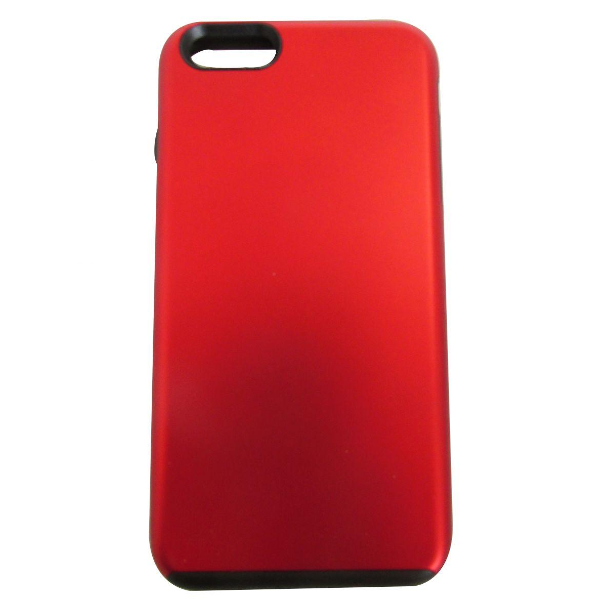 Capa Intelimix Impacto Duo Apple iPhone 6 6S Plus - Vermelha