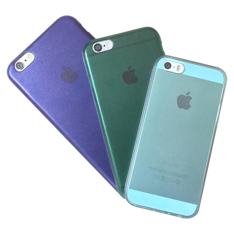 Capa Colorida Exclusiva para Iphone 6 Plus 6S Plus em TPU Premium