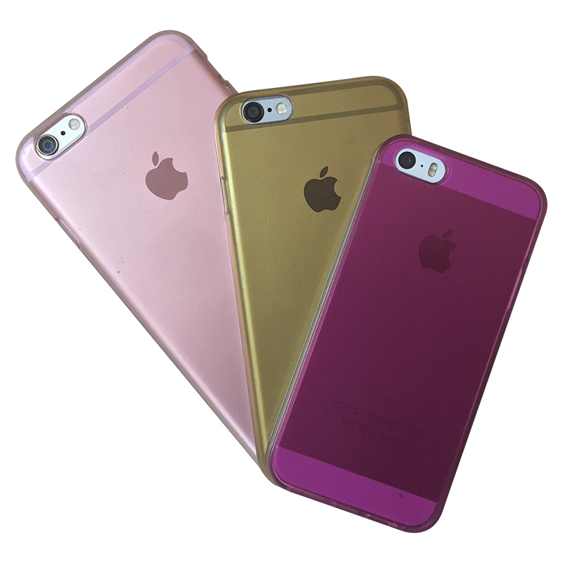 Capa Colorida Exclusiva para Iphone 6 Plus 6S Plus em TPU Premium