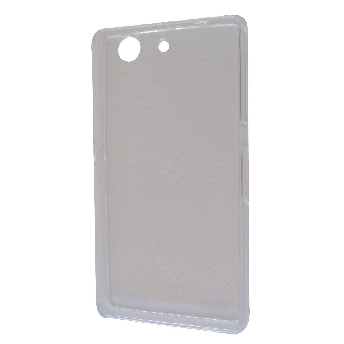 Capa TPU Transparente Sony Xperia Z3 Mini Compact D5803