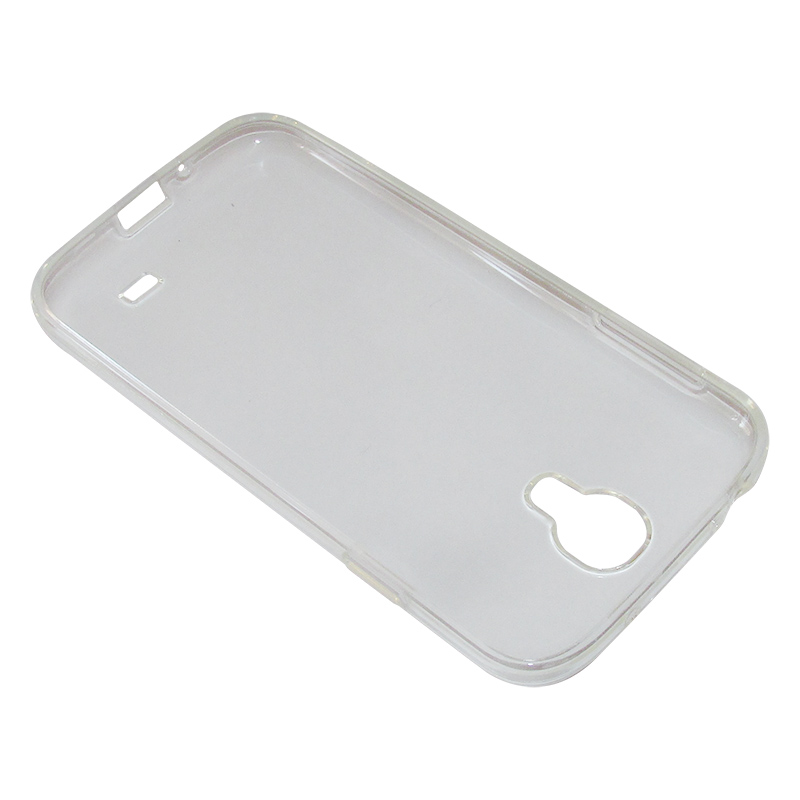 Capa TPU Transparente Samsung Galaxy S4