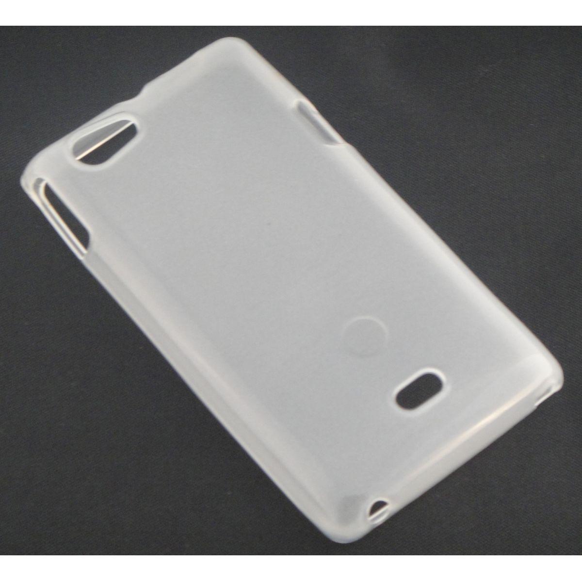 Capa TPU Transparente Sony Xperia Miro ST23i