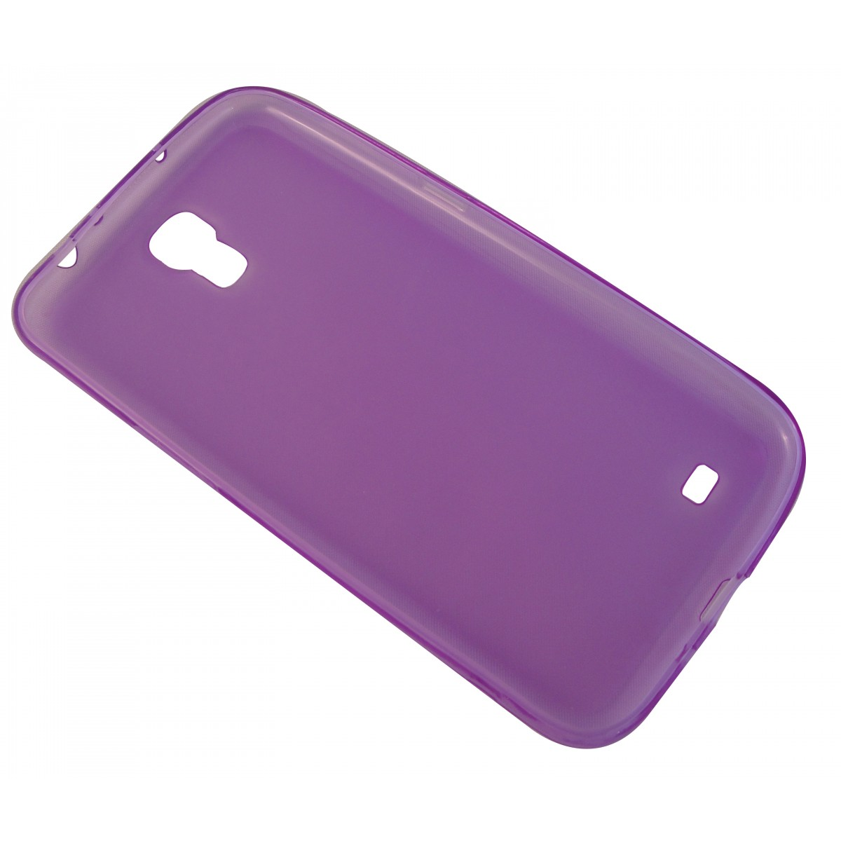 Capa de Tpu para Samsung Galaxy Mega 6.3 I9200 I9208  Pelicula Lilas