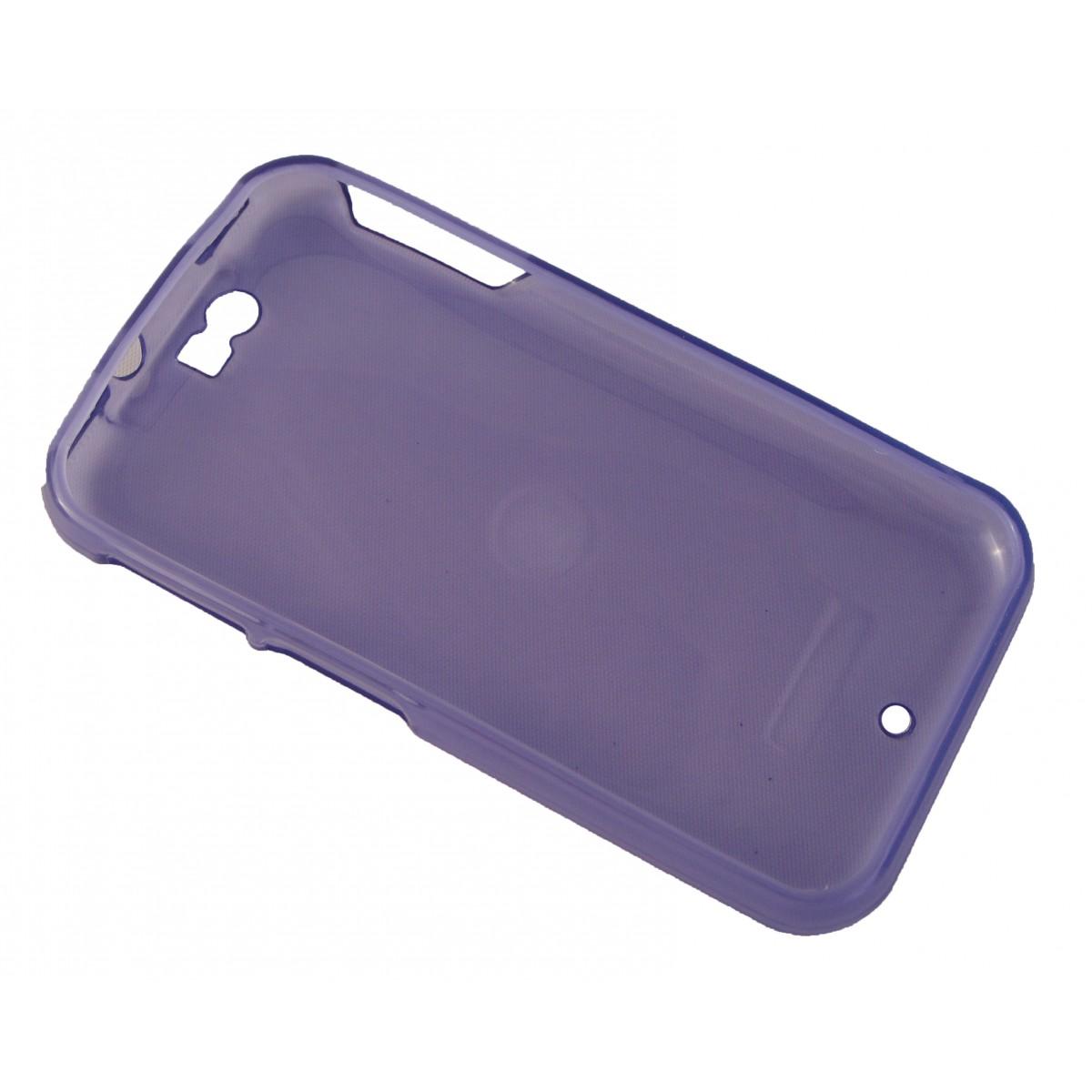 Capa de Tpu Motorola Nextel Iron Rock 3g Xt626 + Pelicula Azul