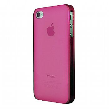 Capa Intelimix Nuance Apple Iphone 4 4S - Rosa