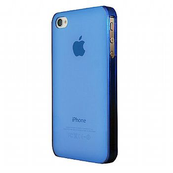 Capa Intelimix Nuance Apple Iphone 4 4S - Azul
