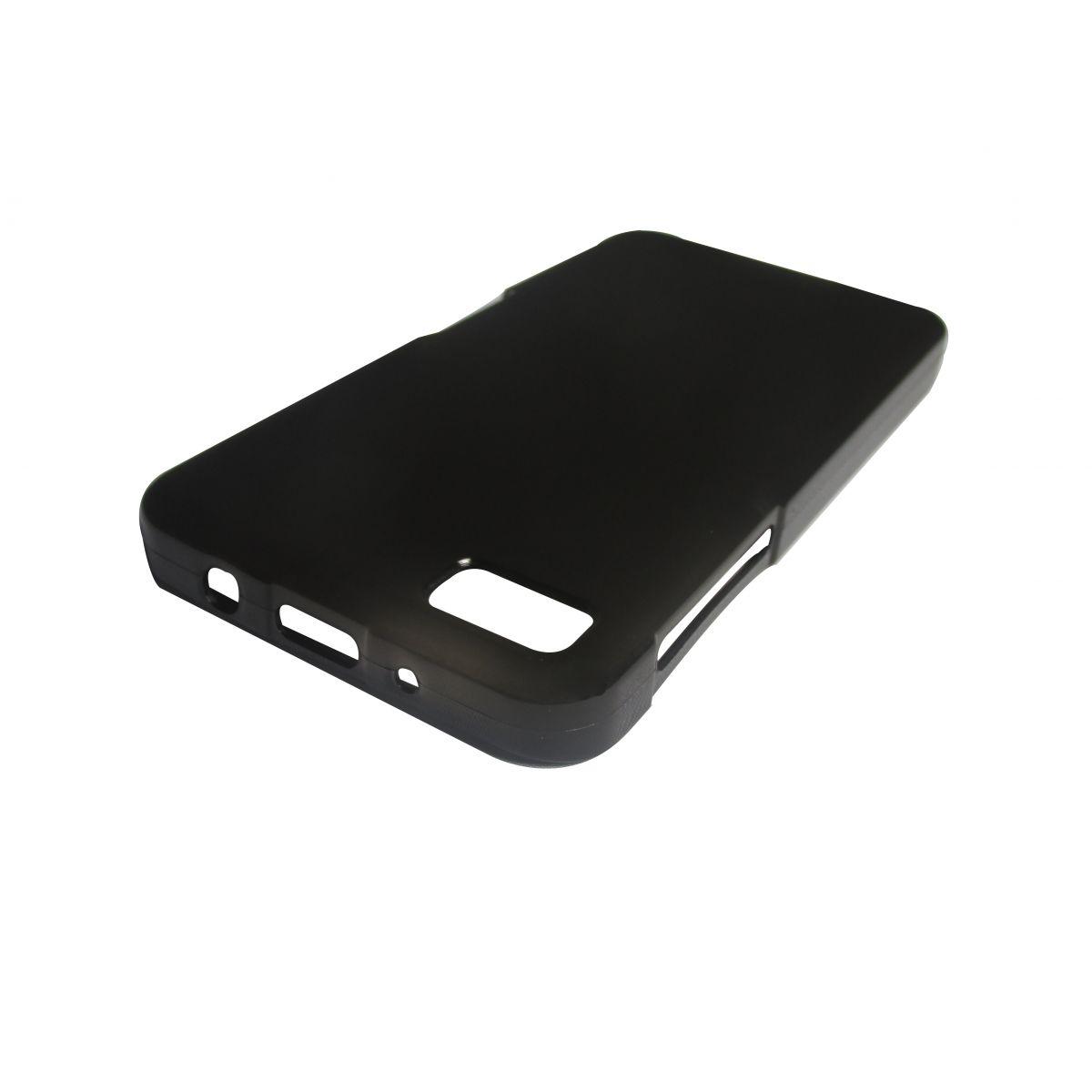 Capa TPU Grafite BlackBerry Z10 + Película Flexível