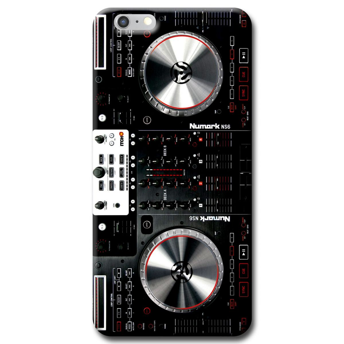 Capa Personalizada para Apple iPhone 6 6S - T19
