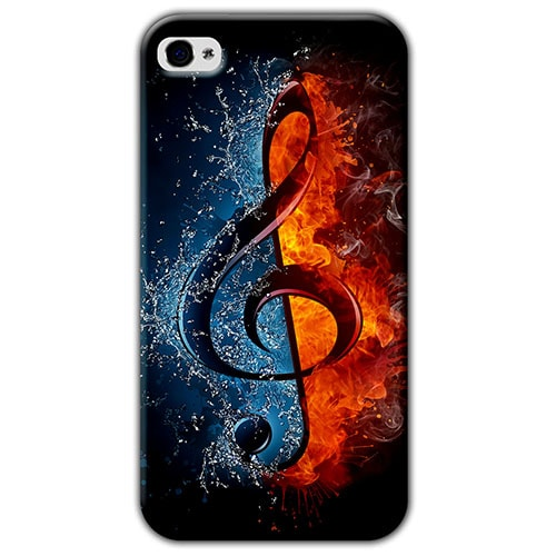 Capa Personalizada para Apple iPhone 4 4S - MS19
