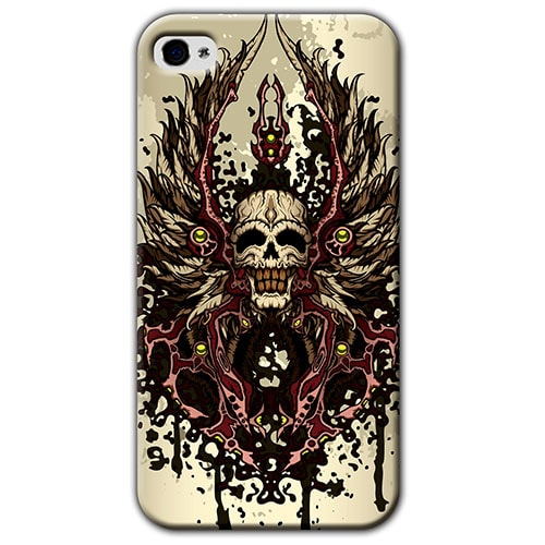 Capa Personalizada para Apple iPhone 4 4S - MS43