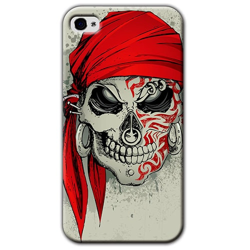 Capa Personalizada para Apple iPhone 4 4S - MS45