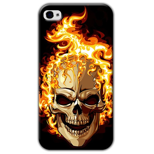 Capa Personalizada para Apple iPhone 4 4S - MS55