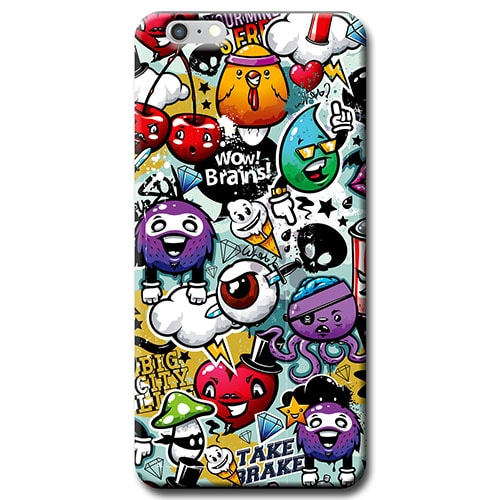 Capa Personalizada para Apple iPhone 6 6S Plus - AR45