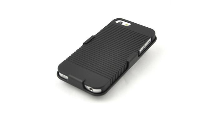 Capa Clipio para Iphone 5 Intelimix Preta