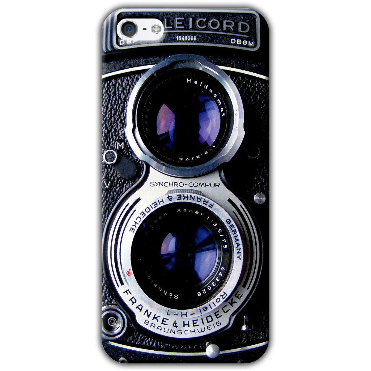 Capa Personalizada para Apple iPhone 5 5S SE - T20