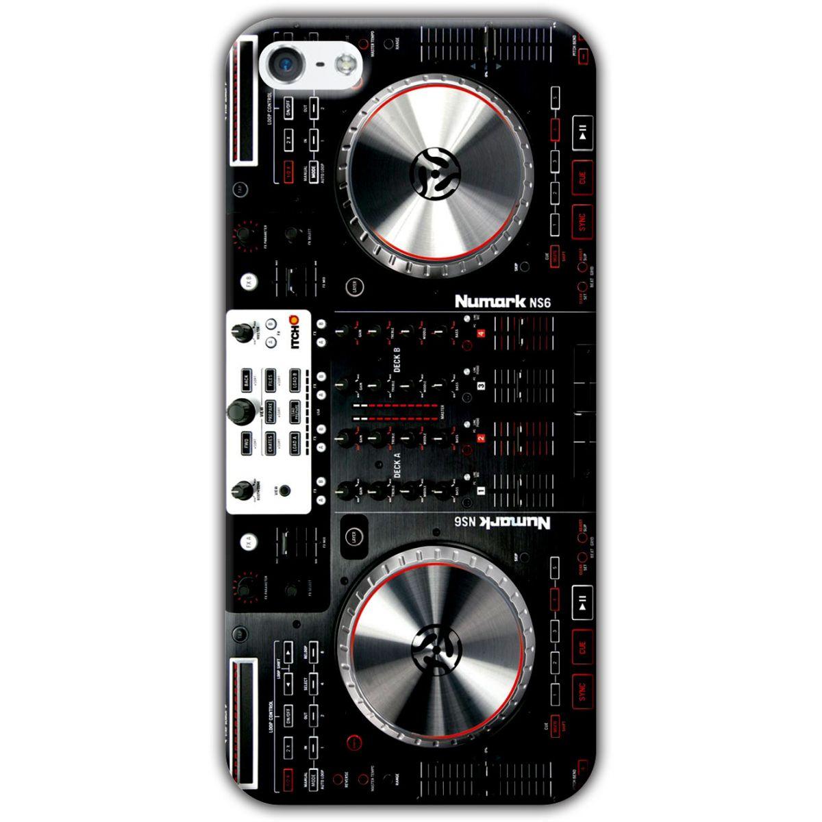 Capa Personalizada para Apple iPhone 5 5S SE - T19
