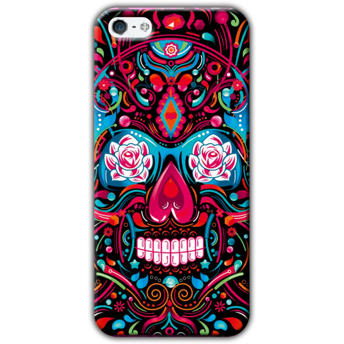 Capa Personalizada para Apple iPhone 5 5S SE - AR08