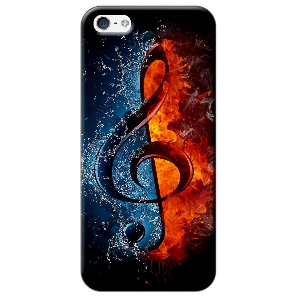 Capa Personalizada para Apple iPhone 5 5S SE - MS19