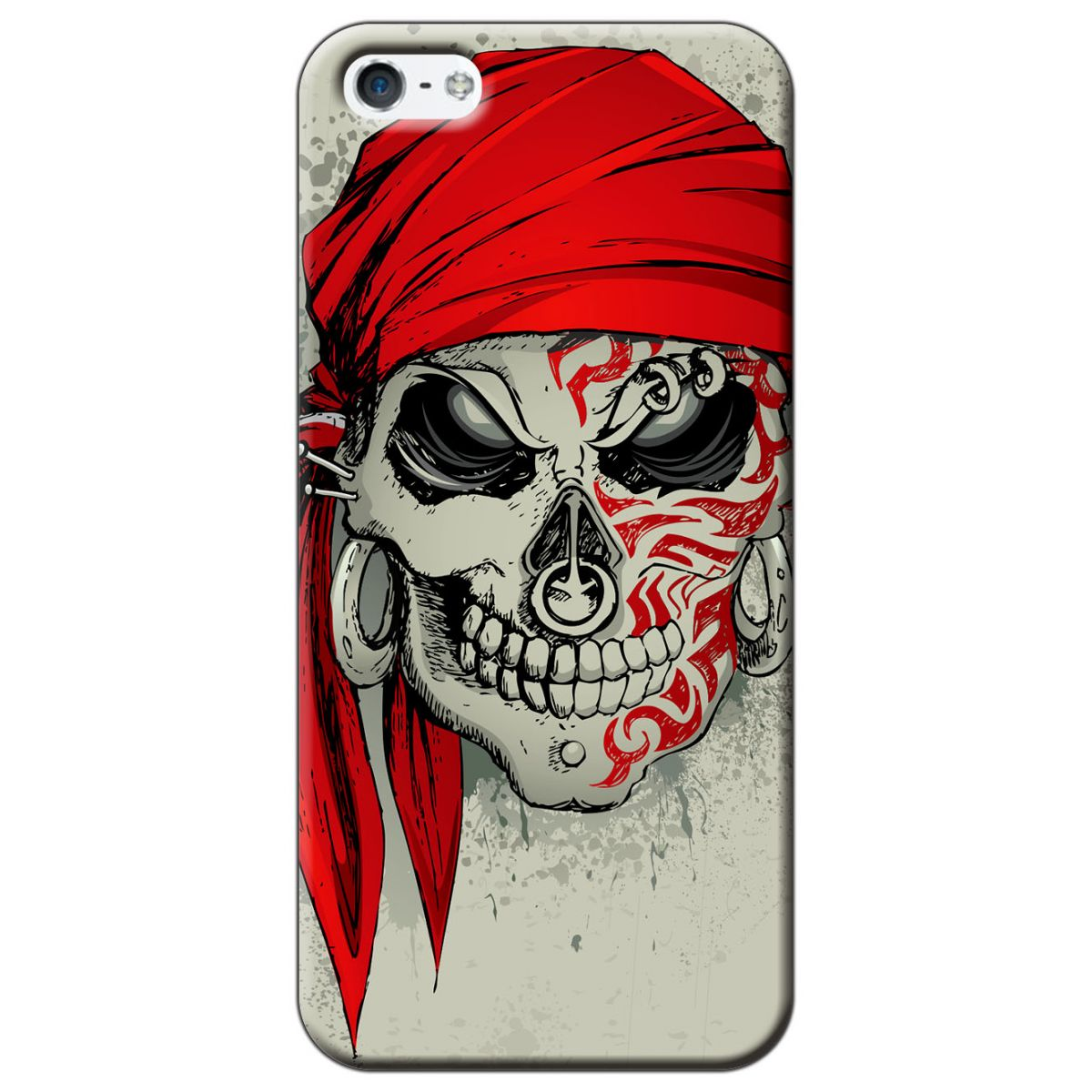 Capa Personalizada para Apple iPhone 5 5S SE - MS45