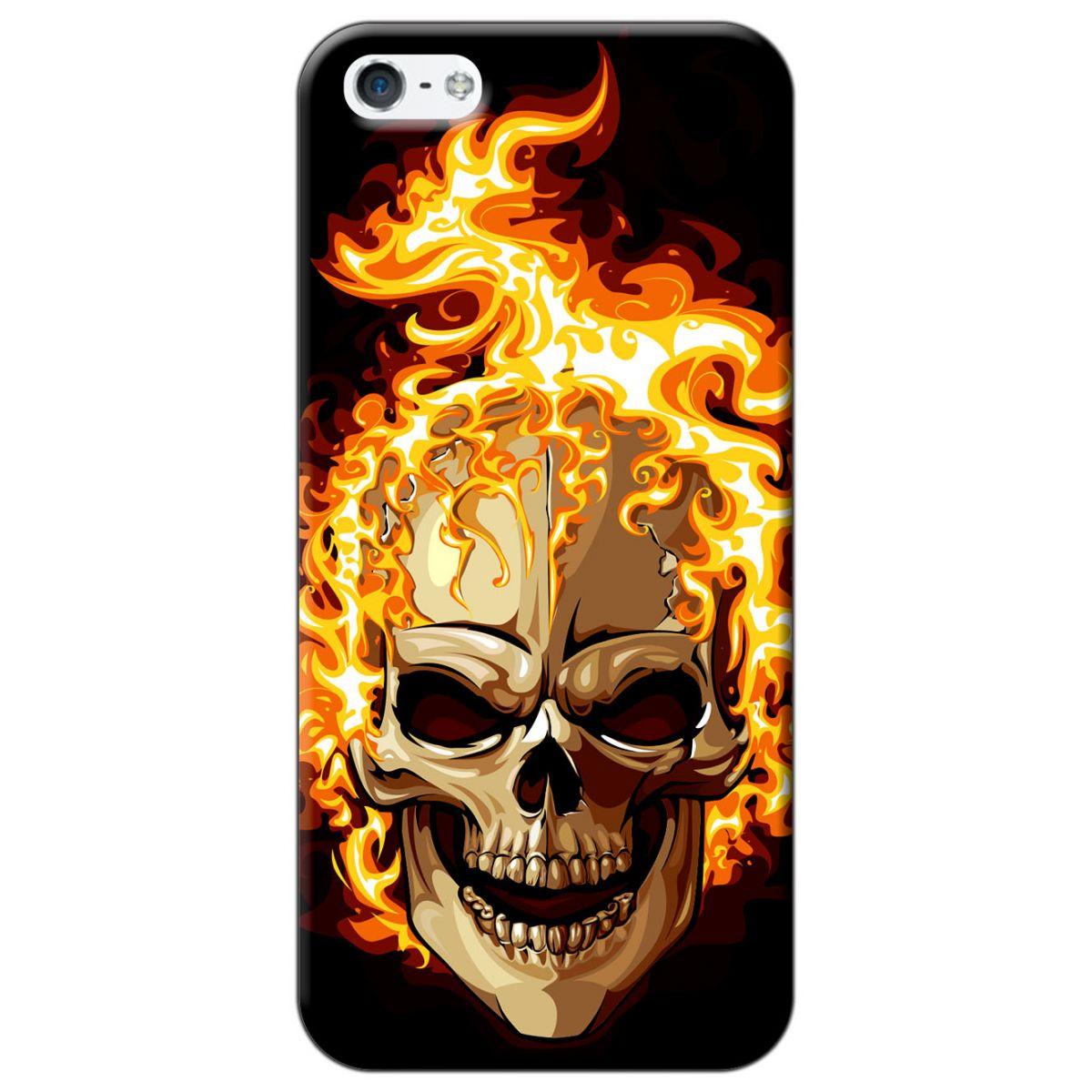 Capa Personalizada para Apple iPhone 5 5S SE - MS55